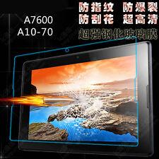 """QW Protecteur d'Ecran Verre Trempé pour 10.1"""" Lenovo A10-70 A7600 Tablette"""