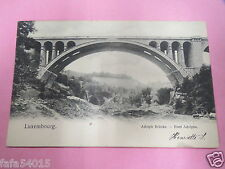 4525 LUXEMBOURG NELS SERIE 1 N° 96 adolph brucke pont adolphe