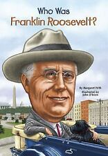 Who Was - Franklin Roosevelt (2010) - Used - Trade Paper (Paperback)