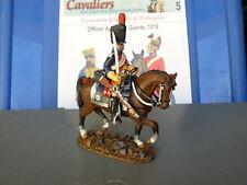 SOLDAT NAPOLEON DEL PRADO N° 8 CAVALIER GENDARME DE LA GARDE IMPERIALE 1813-1815