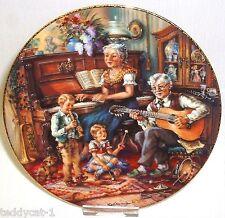 Weimar 7. Bradex Sammelteller ~ Besuch bei den Großeltern (Fröhliche Hausmusik)