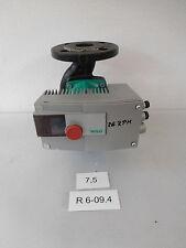 Wilo Stromsparpumpe Typ:Stratos 40/1-4, 230V, 50/60Hz, 14-130W, Tmax: 110°