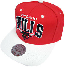 Mitchell & Ness Chicago Bulls Offside Snapback Caps EU152 Kappe Basecaps Neu New