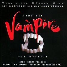 Tanz der Vampire-Das Musical (1998) Höhepunkte der Welt-Uraufführung (Ver.. [CD]