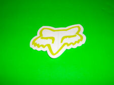 FOX RACING MOTOCROSS ATV UTV QUAD BMX WAKEBOARD SKATEBOARD KIWI STICKERS DECALS