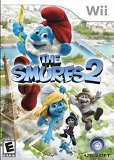 NEW Wii The Smurfs 2 Nintendo Kids Animation Video Game *SEALED*