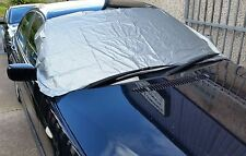 WINDOWSCREEN ANTI-FROST SNOW COVER PROTECTOR Vauxhall Astra Corsa Insignia Vectr