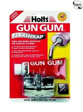 HOLTS Gun Gum Flexiwrap Ends & Bends Exhaust Repair Kit - HL3R6