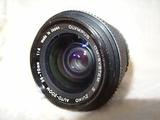 OLYMPUS OM S ZUIKO MC 35-70MM F4 AUTO ZOOM LENS EXCELLENT CONDITION