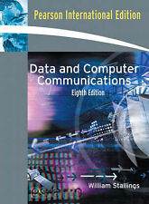Data and Computer Communications by William Stallings (Paperback, 2008)