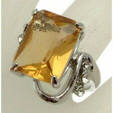 Fashion Jewellery Ring Statement Ring plastic gem T or 19.65 - CR33