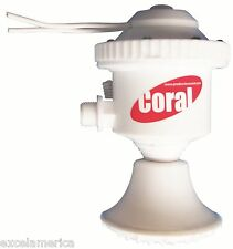 CORAL 220V Electric Shower head Tankless Water Heater showerhead