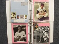 GIANTS(2 Notebooks/224 Pages/100 Autographs/305 Players/Many Obits/MONTE  IRVIN)