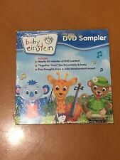 Disney Baby Einstein DVD Sampler 20 Minutes of Content; Together Time Tips