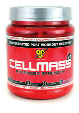 BSN Nutrition CELL MASS 2.0 - 525g - 50 Serv - Concentrated Post-Workout 02/2018
