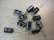 ILLINOIS Capacitor Aluminum Electrolytic  1000uF 10V 20%   **NEW**  5/PKG