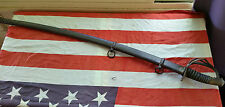 American Civil War US Model 1840 Cavalry Sabre - The 'Old Wristbreaker' Sword
