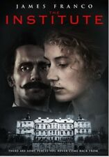 THE INSTITUTE DVD - JAMES FRANCO - PAMELA ANDERSON - THRILLER - SHIPS 4/4
