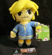 Link outset Island windwaker plush World of Nintendo Jakks Pacific toy