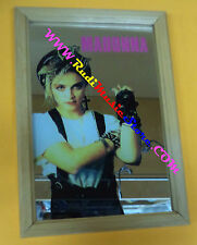 Specchio mirror MADONNA anni 80 12x17 cm Idea Regalo vintage no*lp cd dvd vhs mc
