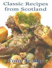 Classic Recipes from Scotland-ExLibrary
