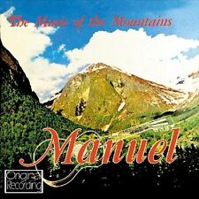 The Music Of The Mountains by Manuel (CD, Apr-2011, Hallmark)