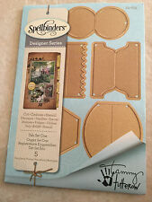 SPELLBINDERS SHAPEABILITIES Dies Tab Set One (5 DIES) S4-633 New