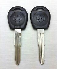 1X BLANK KEY FITFOR MERCEDES BENZ MB SSANGYONG MUSSO