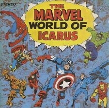 CD ICARUS - THE MARVEL WORLD OF ICARUS