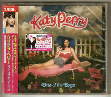 Katy Perry - One Of The Boys . Japan Import TOCP-66817 CD SEALED !!!