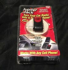 Jupiter Jack Cell Phone Hands Free Adapter