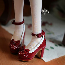 1/3 BJD Shoes SD Dollfie DREAM High heels Shoes MID DOD AOD SOOM Dollmore 0512