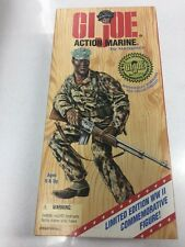"Hasbro GI Joe Action Marine 12"" WWII Commemorative figure Outfit Only"