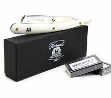 BARBER SALON STRAIGHT CUT THROAT WET SHAVING RAZOR SHAVETTE RASOIRS RASOI