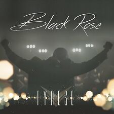 TYRESE - BLACK ROSE (Deluxe Edition) (CD +DVD)  Sealed