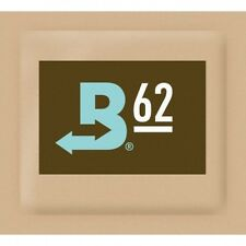 50 PACK Boveda 62% RH 2-way Humidity Control, 8 gram