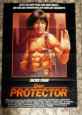 PROTECTOR * JACKIE CHAN  * A1-FILMPOSTER German 1-Sheet ´85