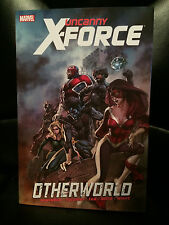 Marvel Premiere Edition Uncanny X-Force Otherworld Hardcover Hc Wolverine