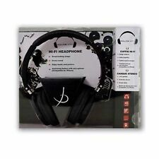 NEW Dolce Vita Hi-Fi Headphones for Iphone, Ipad, HTC, Samsung Galaxy, MP3 3.5M