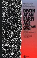 DEATH AT AN EARLY AGE [9780452262928] - JONATHAN KOZOL (PAPERBACK) NEW