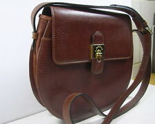 LANCEL SAC A MAIN CUIR VERS 1980/90 VINTAGE COLLECTION