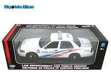 1/18 Motormax  -- TV Show Rookie Blue Police car -- CUSTOM MADE