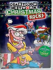 Cartoon Network Christmas Vol 2: Christmas Rocks DVD Gift Holiday Kids New!