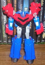 Transformers Robots In Disguise 2015 Warrior Class Optimus Prime FREE SHIPPING!!