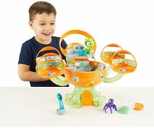 Fisher-Price Octonauts Sea-Slimed Octopod Playset Kids Toys Christmas Gift New!!