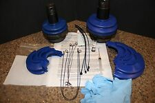 Bluebird Wanderlodge M380 450 Ball joint boot kit complete upper and lower boots