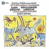 PROKOFIEV: PETER AND THE WOLF; SAINT-SA‰NS: CARNIVAL OF THE ANIMALS - NEW CD