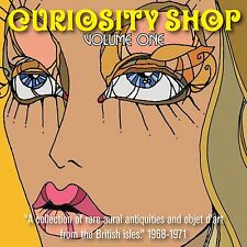 Various - Curiosity Shop Volume 1. New psych comp on the Particle label. New CD