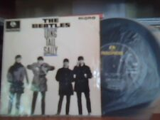 VENDS 45T THE BEATLES LONG TALL SALLY MADE IN JAPAN parlaphone ref .8913.