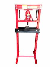 20 TON HYDRAULIC SHOP PRESS FLOOR PRESS H FRAME FREE SHIPPING